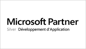 Microsoft Partner Silver Développement d'Application