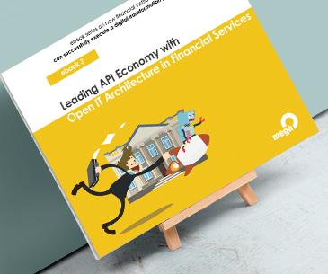 Dirigir la economía de API con arquitectura de TI abierta en servicios financieros
