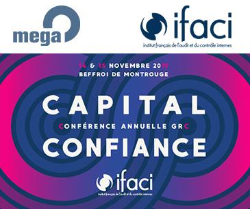 Conférence IFACI 2019 - Capital Confiance