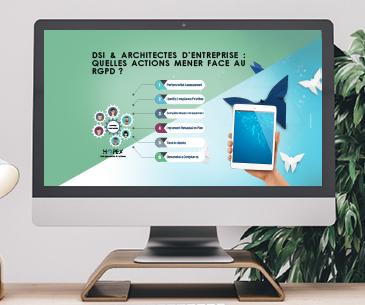 DPO & Architectes d'entreprise : quelles actions mener face au RGPD ?