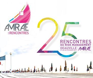 Rencontres AMRAE 2017 - 25 ans : Le Risk Manager au défi des nouvelles prises de risque