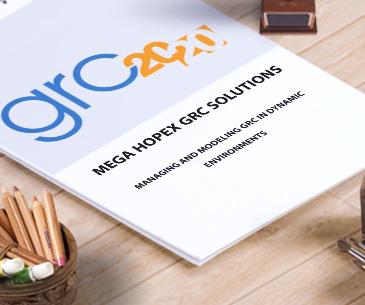 Gérer et modéliser votre dispositif GRC dans des environnements changeants avec les solutions HOPEX GRC