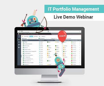 Rationalize your IT Landscape with HOPEX IT Portfolio Management