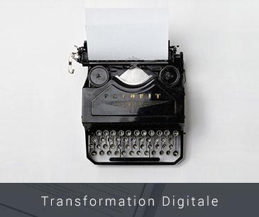 Enjeux & compétences de la transformation numérique