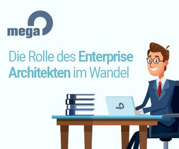 Die Rolle des EnterpriseArchitekten im Wandel