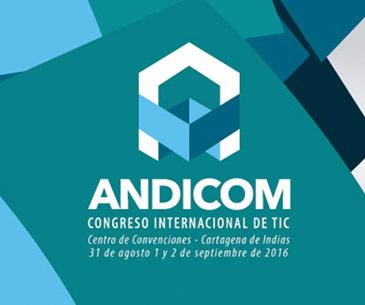ANDICOM | Congreso Internacional de TIC