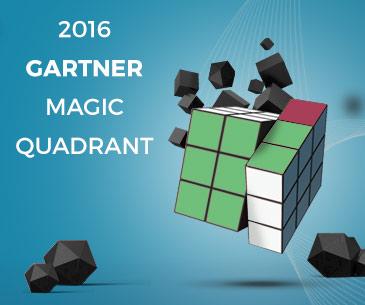 Carré Magique Gartner 2016 pour les outils d'architecture d'entreprise