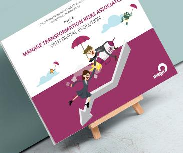 Administre los riesgos de TI y de la empresa por medio de la Transformación de Negocios