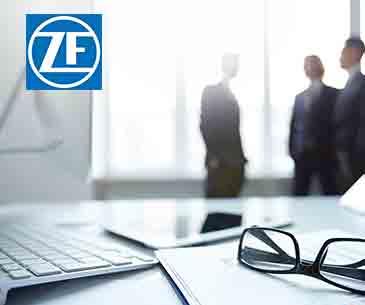 ZF schafft Transparenz und Planbarkeit für sein weltweites Applikations- und Technologieportfolio