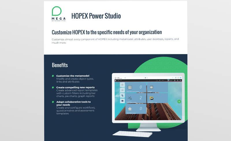 HOPEX Power Studio