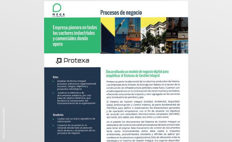 Protexa: Desarrollando un modelo de negocio digital para simplificar el Sistema de Gestión Integral