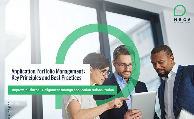 Application Portfolio Management Key principles & Best Practices