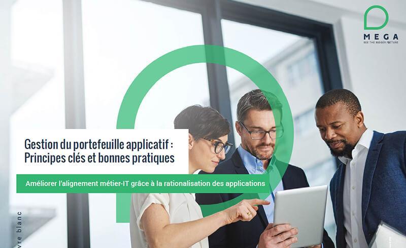 Gestion du portefeuille applicatif : principes clés et bonnes pratiques