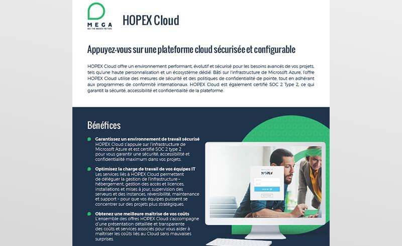 HOPEX Cloud