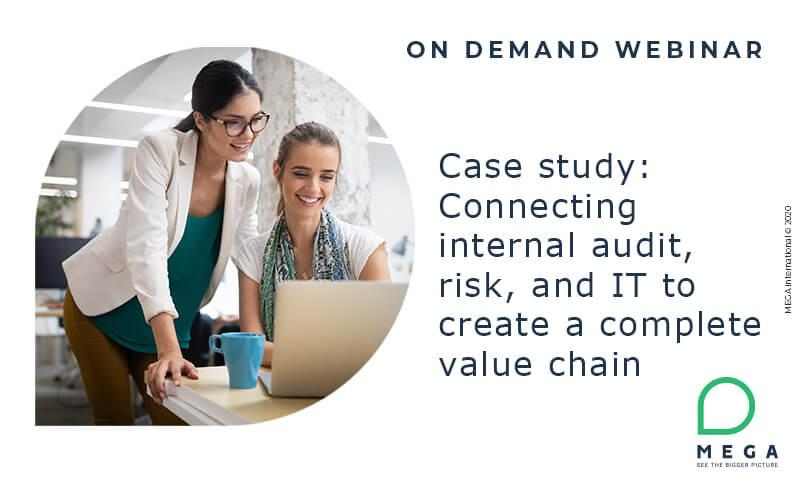 Case study: How Industrial Alliance connected internal audit, risk, and IT to create a complete value chain