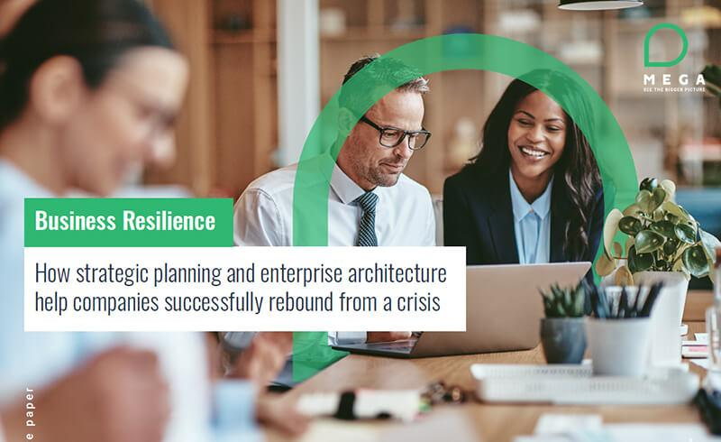 How Strategic planning and enterprise architecture help companies rebound from a crisis