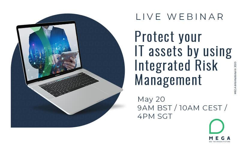 Protect your IT assets by using Integrated Risk Management