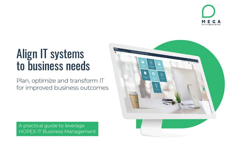 Practical guide: Align IT systems to business needs