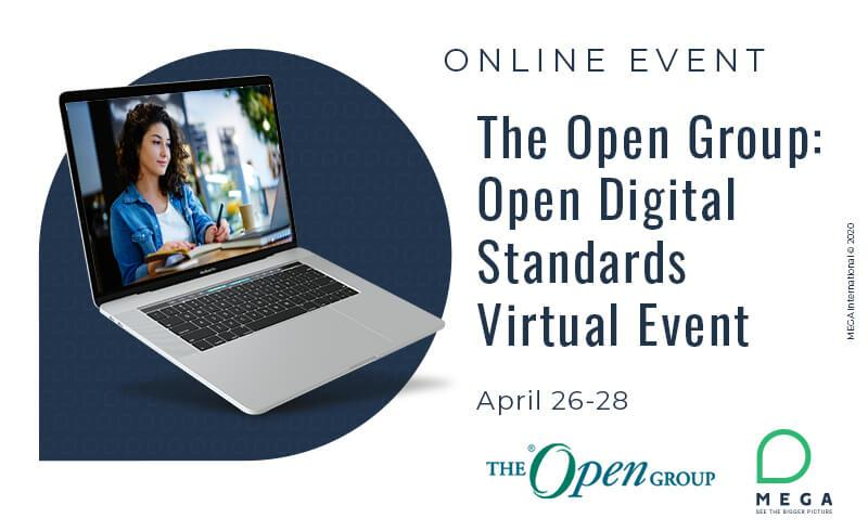 The Open Group: Open Digital Standards Virtual Event