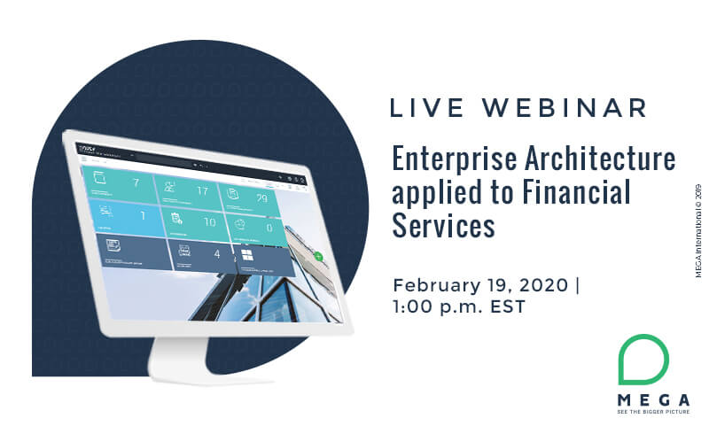 Enterprise Architecture applied to Financial Services