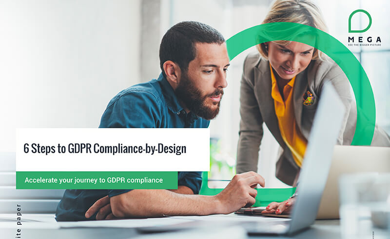 6 Steps to GDPR Compliance-by-Design