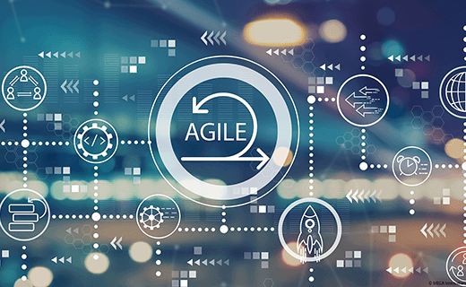 Enterprise Architecture enables Agile teams to go faster