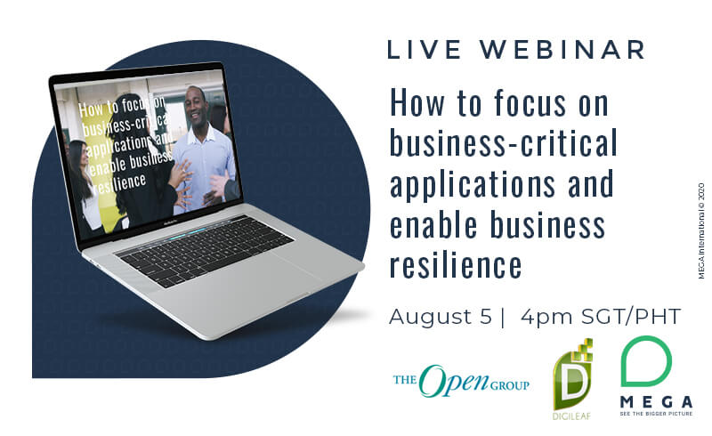 How to focus on business-critical applications and enable business resilience
