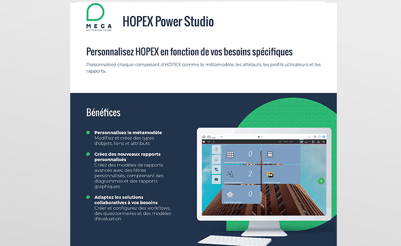 HOPEX Power Studio
