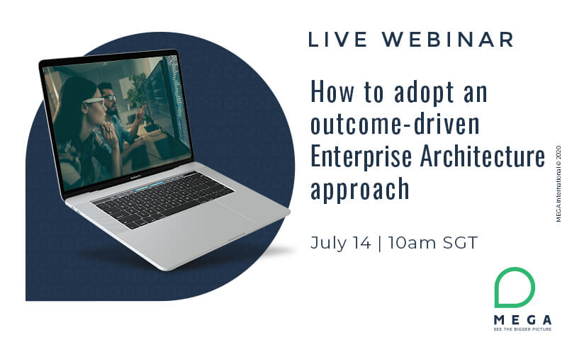 How to adopt an outcome-driven Enterprise Architecture approach
