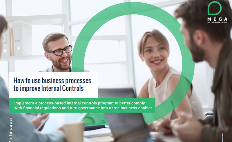 How to use business processes to improve internal controls