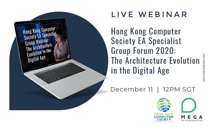 HKCS Enterprise Architecture Specialist Group Annual Forum 2020