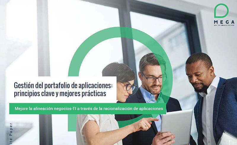 Gestión del portafolio de aplicaciones: principios clave y mejores prácticas