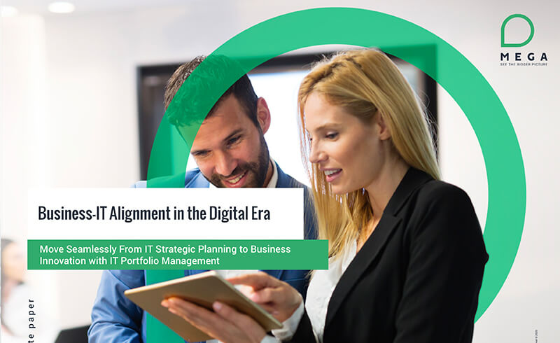 Business-IT alignment in the digital era
